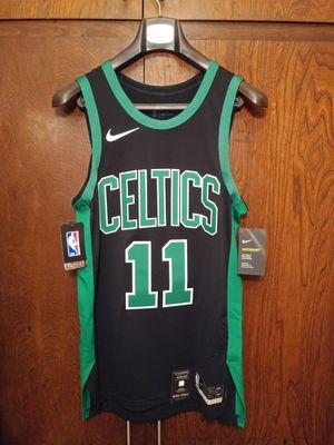 SZ 40 (S) & 44 (M) New Nike Boston Celtics Kyrie Irving Authentic Jersey Black AV2621-010 for Sale in Inglewood, CA