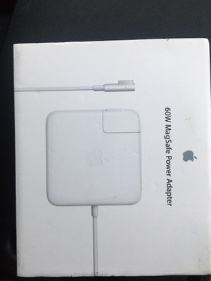 Apple 60W MagSafe Power Adapter (for Previous Generation 13.3-inch MacBook and 13-inch MacBook Pro) for Sale in Alexandria, VA