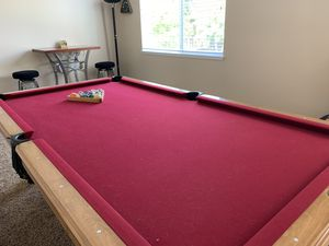 Pool table for Sale in Riverside, CA