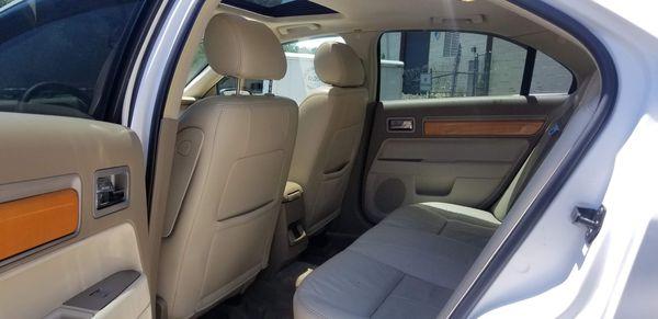 2007 Lincoln MKZ AWD