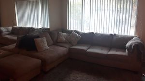 Sectional couch for Sale in Chico, CA