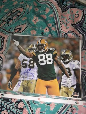 Greenbay Packers Autographed Photos for Sale in Fort Wayne, IN