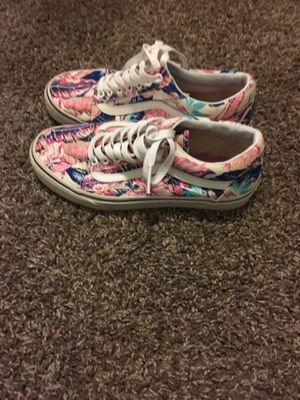 Women's Vans size 8 for Sale in Hallstead, PA