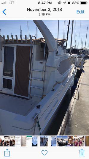 Bayliner ciera flybridge 2858 boat for Sale in Long Beach, CA