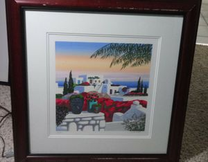 Signed Carsuzan Serigraph for Sale in Bowie, MD