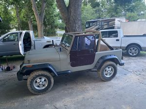1988 Jeep Wrangler YJ for Sale in Dayton, TX
