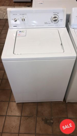 BLOWOUT SALE!Kenmore Washer Large Capacity CONTACT TODAY! #1515 for Sale in Glen Burnie, MD