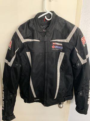 Suzuki Yoshimura Mesh Motorcycle Jacket (L) for Sale in Arcadia, CA