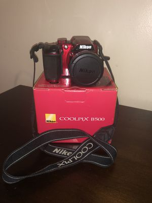 Nikon coolpix b500 for Sale in New Britain, CT