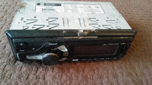 USED CAR MEDIA RECEIVER SELLING FOR PARTS ONLY BUT IT STILL WORKS. MUST PICK UP PLEASE. THANK YOU! for Sale in Baltimore, MD
