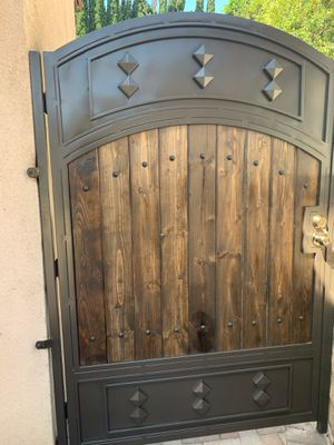 We Made custom Gates,fences for Sale in Bellflower, CA