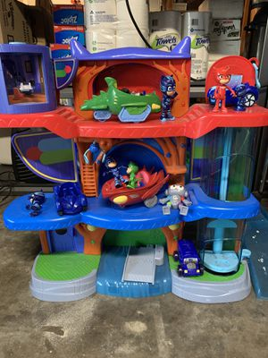 PJ Mask headquarter and extras for Sale in Norwalk, CA