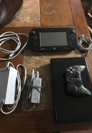 Nintendo Wii U (Used) for Sale in Las Vegas, NV