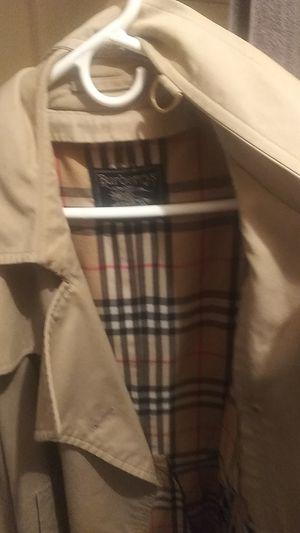 Burberry trent coat for Sale in Belleair, FL