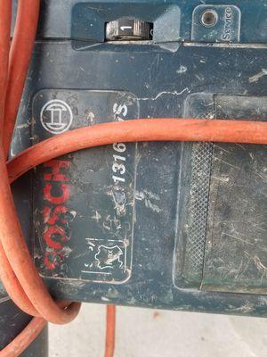 bosch 11316evs sds-max demolition hammer for Sale in Miami, FL