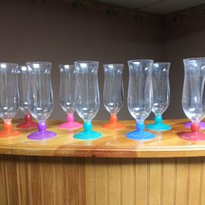 Plastic Hurricane Party Cups for Sale in Danbury, CT