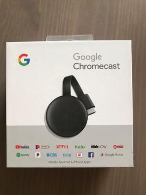 Google chromecast for Sale in Gardena, CA