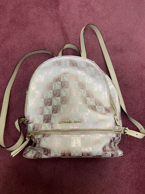 MK Pink Backpack for Sale in Austin, TX