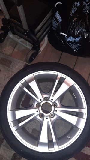 Mercedes Benz wheels 18 inch for Sale in Virginia Beach, VA