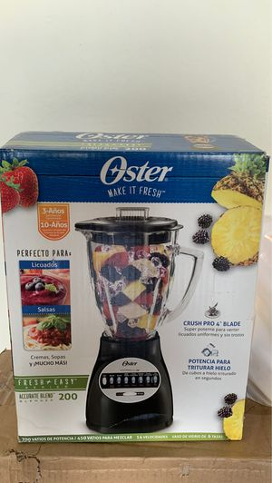 Oster blender for Sale in San Francisco, CA