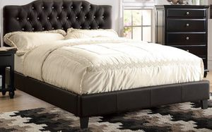 Queen bed frame with mattress(cama con colchón) for Sale in Miami, FL