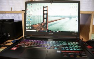 MSI Gaming Laptop for Sale in Waterloo, IA