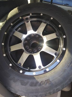 Rims and tires for Sale in TWN N CNTRY, FL
