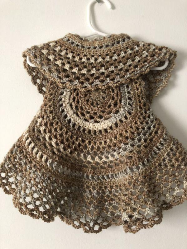 Crochet Circle Vest For Sale In Maynardville Tn Offerup