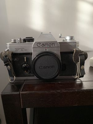 Canon film camera for Sale in The Bronx, NY