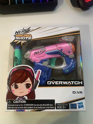 Nerf micro shots overwatch for Sale in Lomita, CA