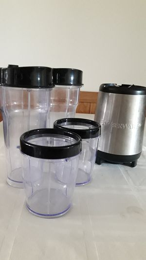 Farberware 10-Piece Single Serve Blender Set for Sale in San Diego, CA