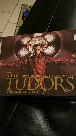 BRAND NEW THE TUDORS SERIES COLLECTION for Sale in Accokeek, MD