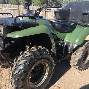 2003 Kawasaki Prairie 400cc 4x4 No Prende No Título for Sale in New Caney, TX