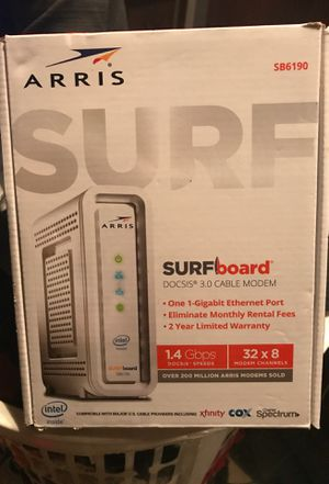 SURF CABLE MODEM.!!! Thanks for Sale in Seguin, TX