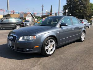 2007 Audi A4 for Sale in Riverbank, CA