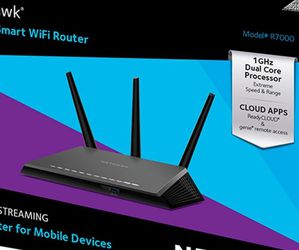 NETGEAR - Nighthawk R7000 AC1900 WiFi Router - Black for Sale in Whittier,  CA