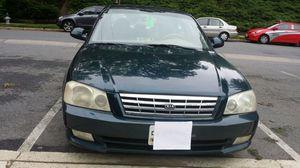 Kia Optima 2002 for Sale in Silver Spring, MD