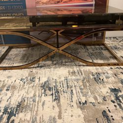 Beautiful New Glass Coffee Table for Sale in Eagle Mountain,  UT