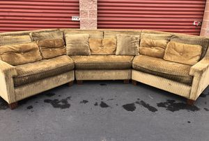 Excellent sectional couch in awesome condition for Sale in Bothell, WA