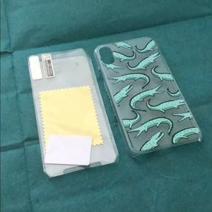 ✨ 4/$15 Alligator Case for iPhone X for Sale in San Diego, CA