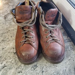 Used Dr Martin Air Wair 7 Eyelet Mens Boots Size 13EE for Sale in Streamwood, IL
