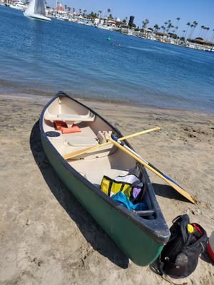 14 ft. OT canoe for Sale in San Diego, CA