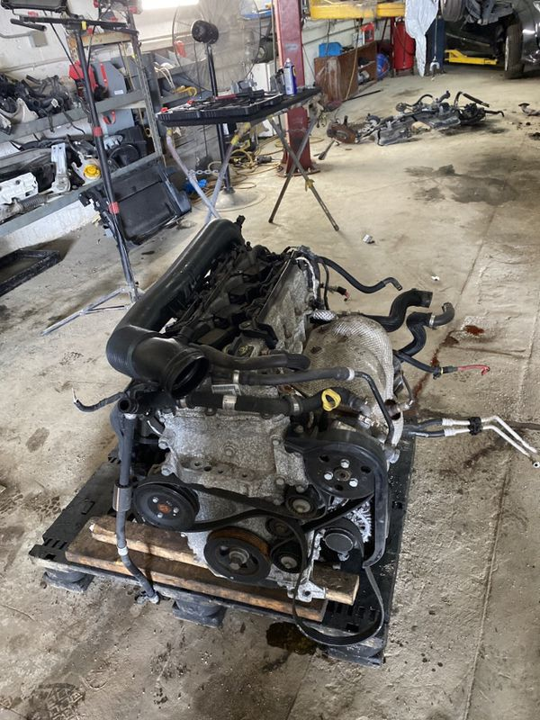 PARTS FOR PROMASTER CITY CHRYSLER 200 JEEP 2.4 L ENGINE PARTING OUT