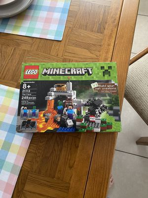Minecraft Lego set for Sale in New Port Richey, FL