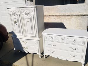 Antique dressers (delivery available) for Sale in Corona, CA