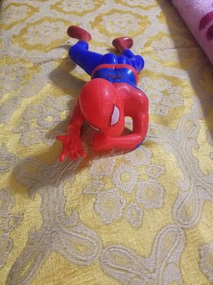 Spiderman crawling toy for Sale in Bakersfield, CA