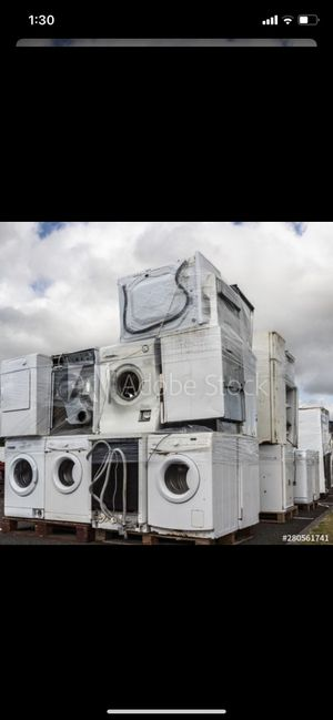 PICK UP WASHING MACHINES for Sale in Bakersfield, CA