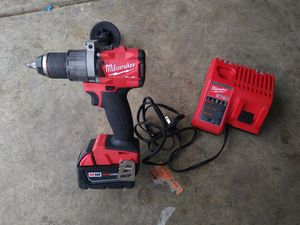 Milwauke Fuel Hammer Drill for Sale in Calexico, CA