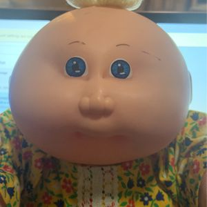 1985 Very Rare Cabbage Patch Preemie Baby By Coleco Make An Offer for Sale in San Marcos, CA