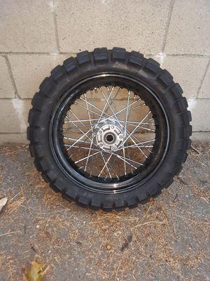 Harley Davidson 180/×55/17. Used wheel for Sale in Crestline, CA